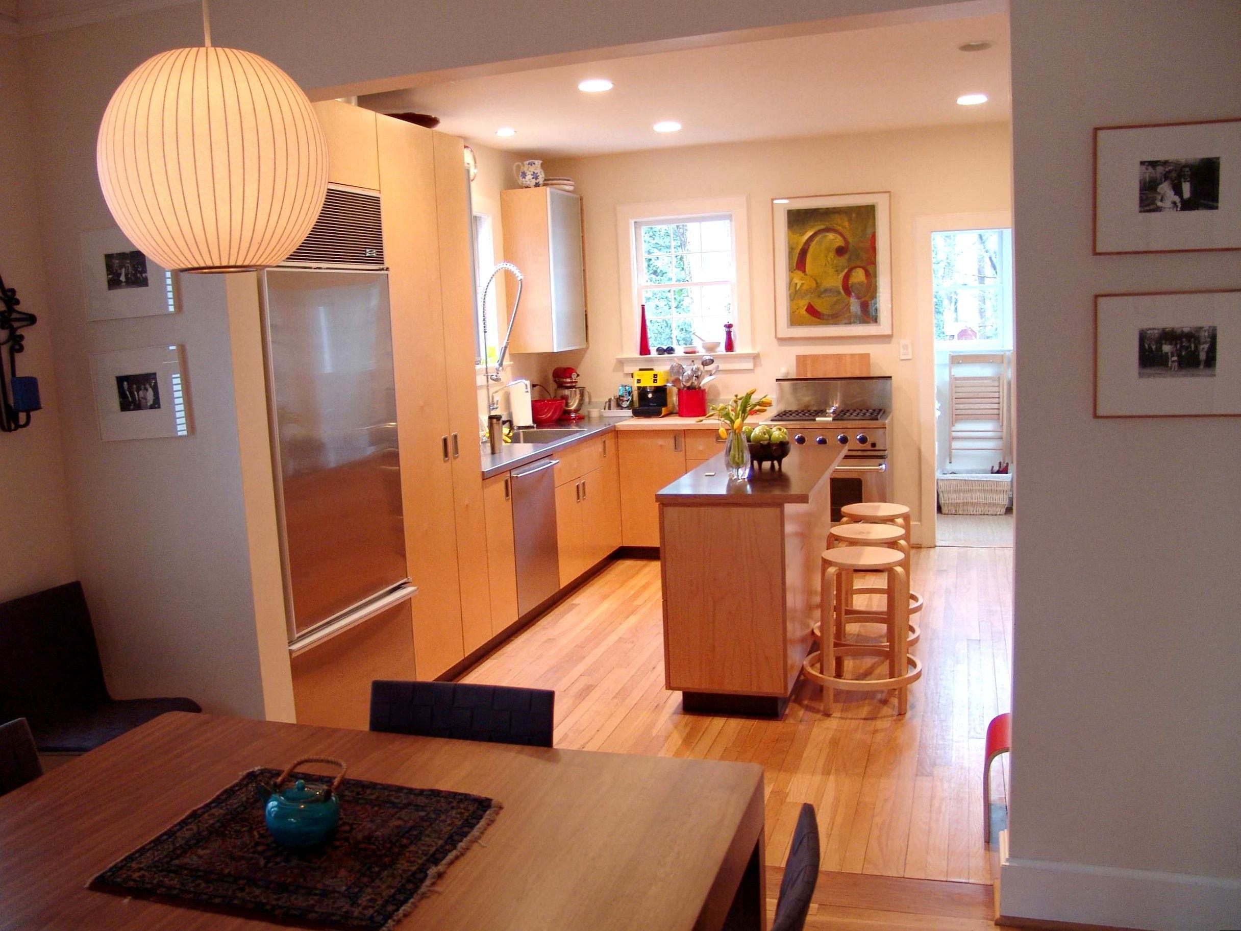 Дизайн кухни в частном доме: 50 фото самых удачных интерьеров 3