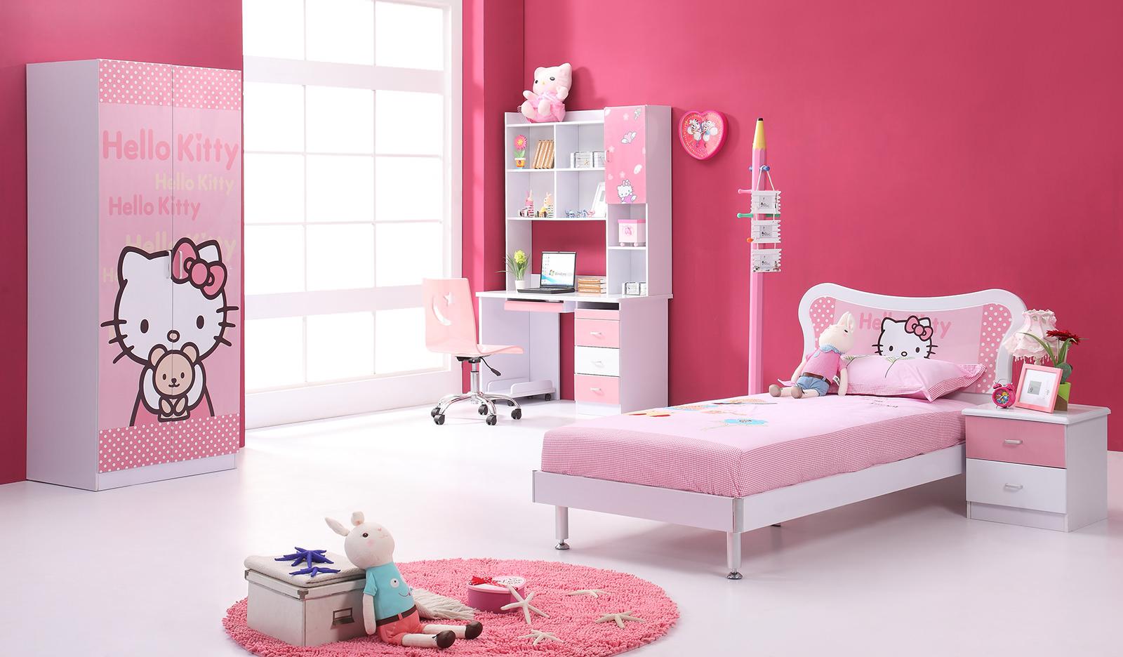 Фото розовых комнат для детей