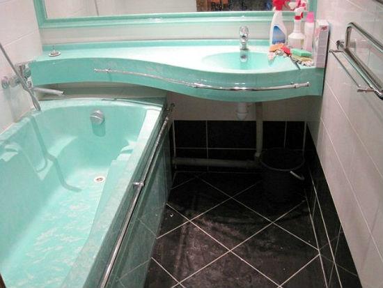 Бюджетный и экономный ремонт ванной комнаты: разные варианты