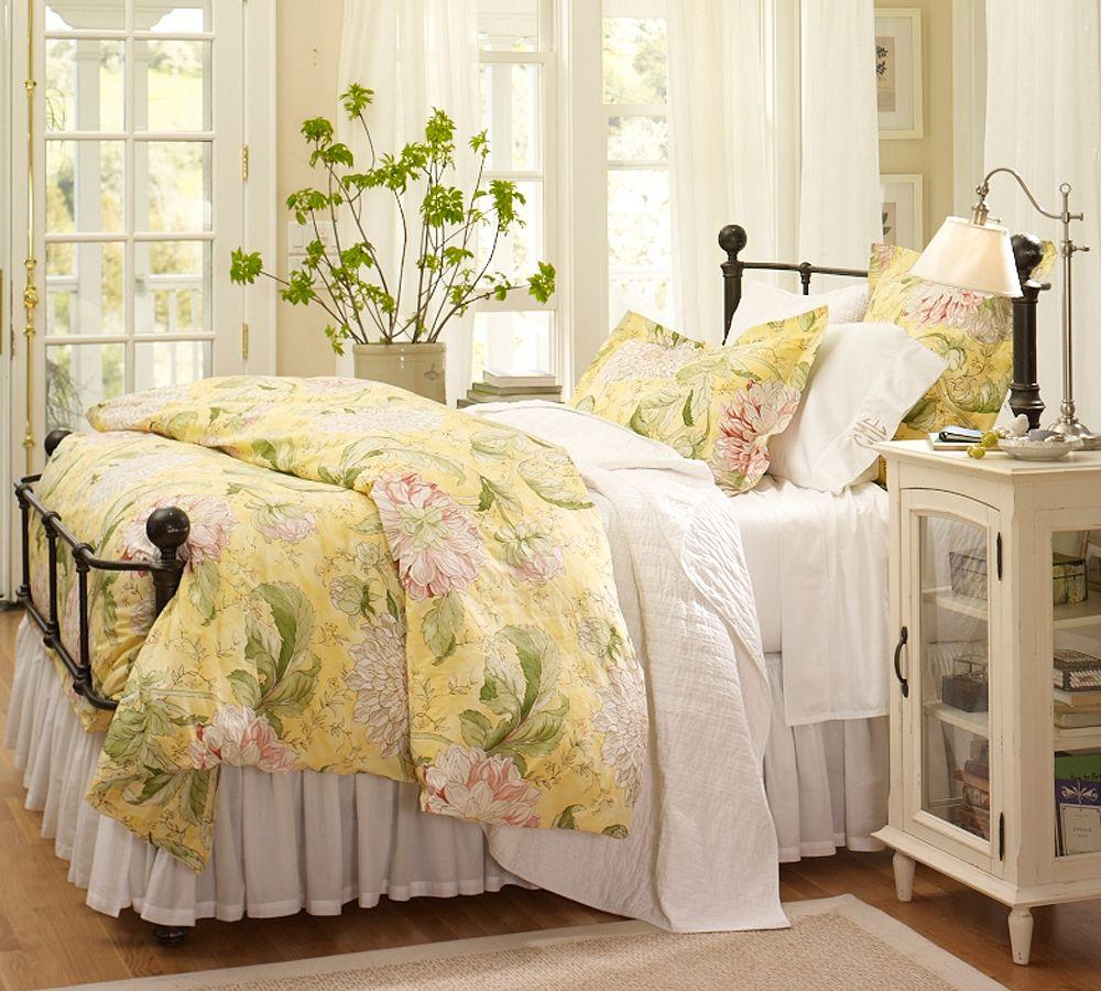 Спальня стиль прованс фото интерьер своими руками 865