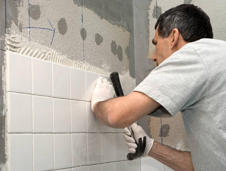 Как подготовить стену для укладки кафель своими руками
