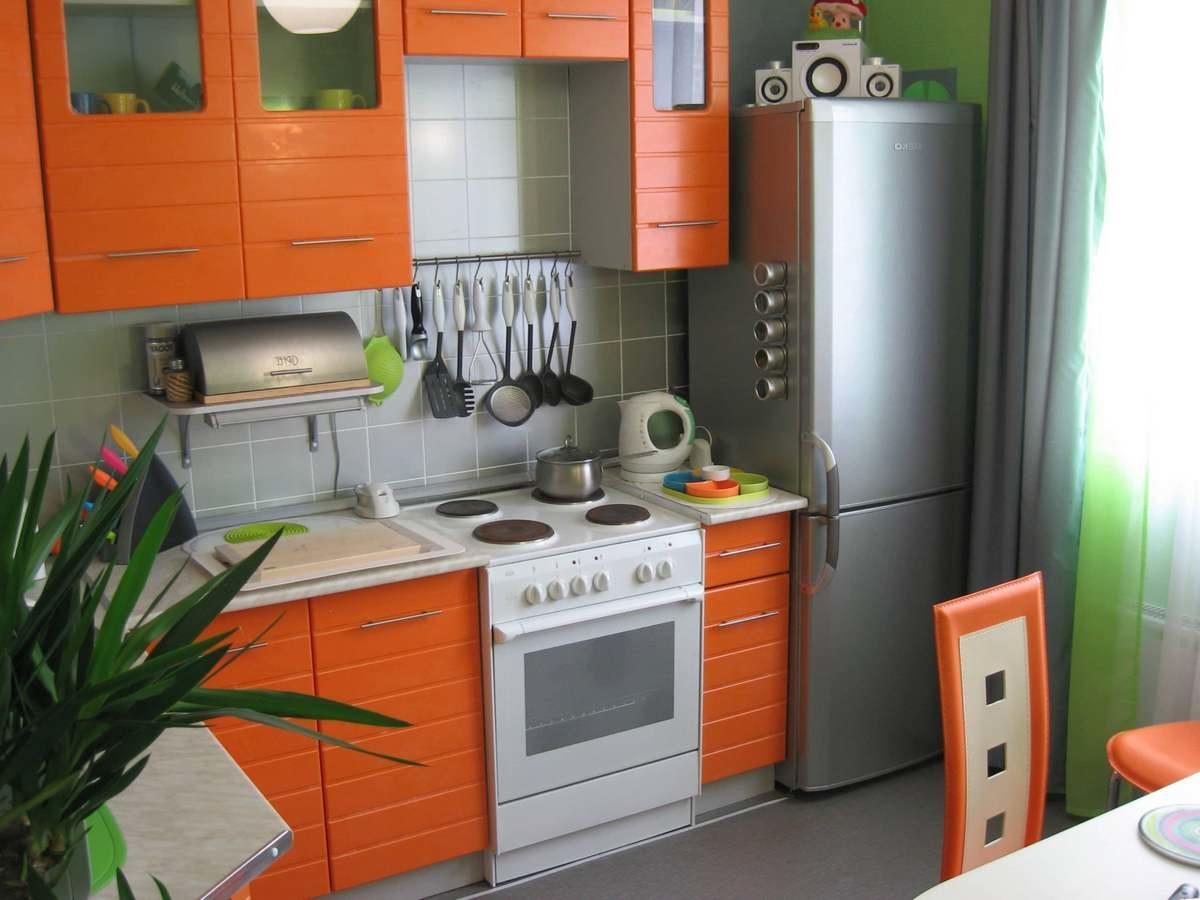 Идеи простого ремонта кухни фото