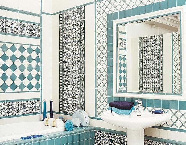 В каких тонах лучше сделать ванную комнату. Какой цвет выбрать для ванной комнаты