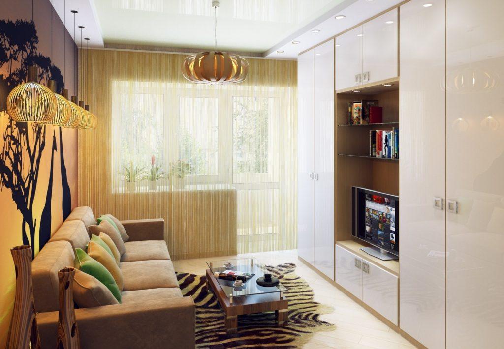 Durch Die Aufteilung Der Räume In Einen Bereich, Der Verschiedene Tapeten  Nach Farbe Klebt, Können Sie Visuell Mehr Raum Schaffen Und So Die  Gestalterische ...