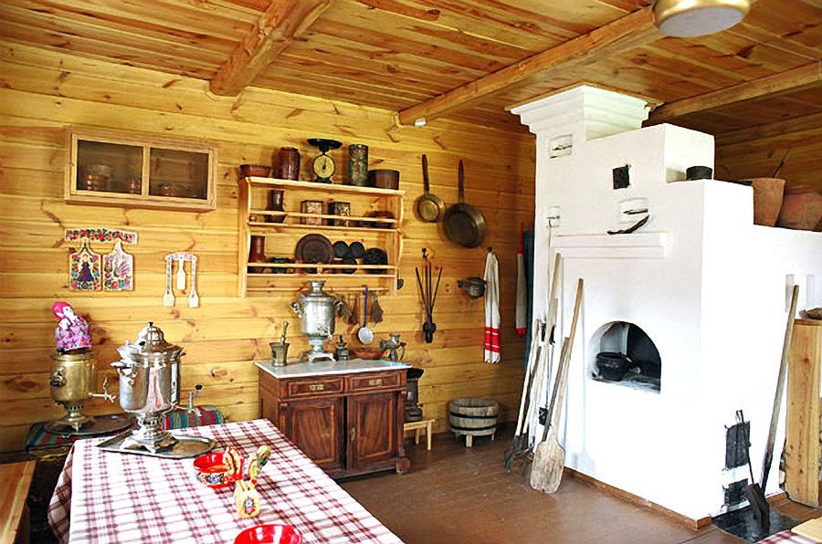 Дизайн кухни на даче своими руками фото