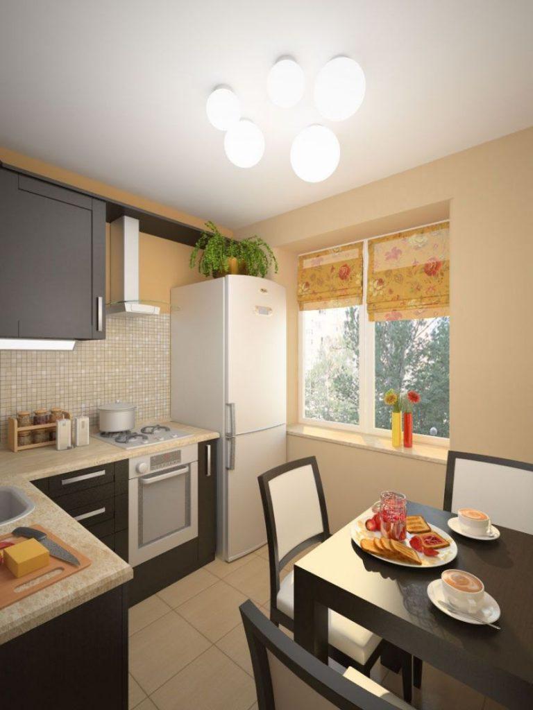 Optionen für sehr kleine Küchen