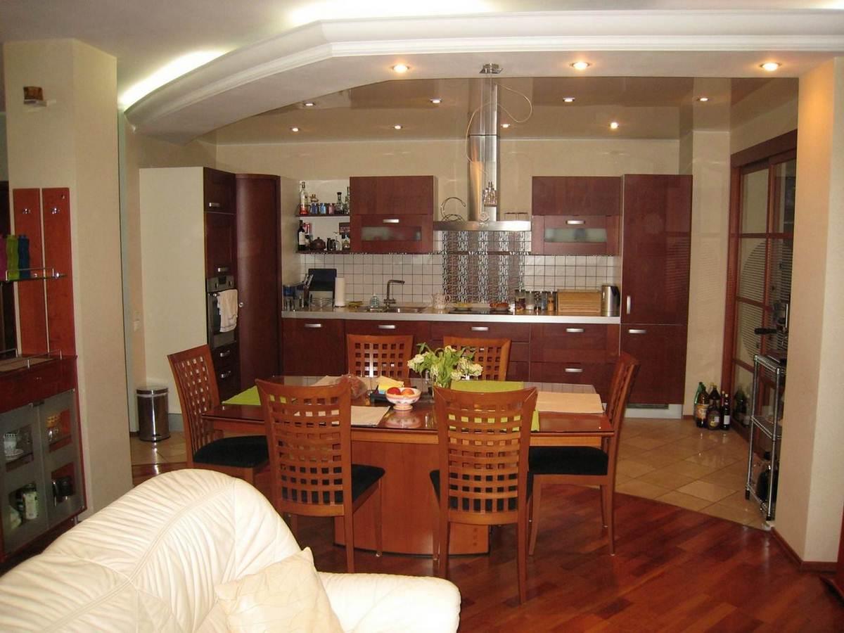 Küchendesign ist in Zonen unterteilt. Design von Zoning Küche ...