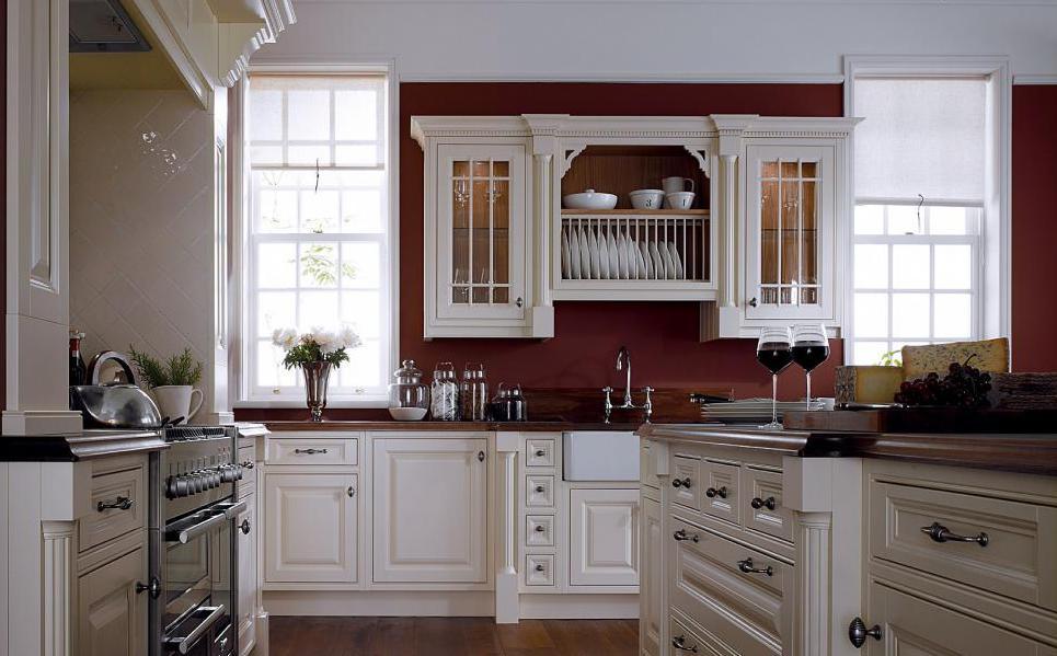Welche farbigen Wände eignen sich für die Studioküche? Farben, deren ...