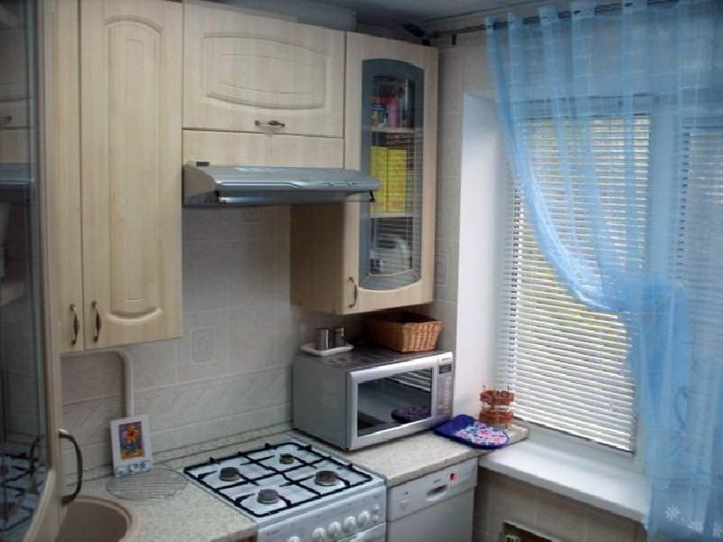 5 Meter Küche in Chruschtschow. Was gibt es Neues in diesem Jahr ...