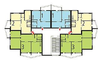 Планировки квартир: серия п-111м - статьи, обзоры и тесты ин.